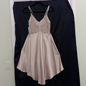 Sequins💝hearts evening party dress size 3